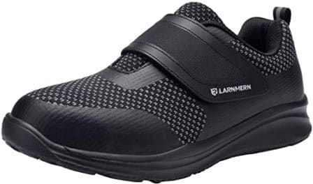 LARNMERN Steel Toe Shoes Unisex