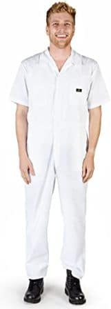 NATURAL WORKWEAR – Men's Short Sleeve Work Coverall