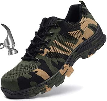 SUADEX Indestructible Work Shoes
