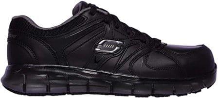 Skechers Synergy Sandlot Alloy Toe Work Shoe