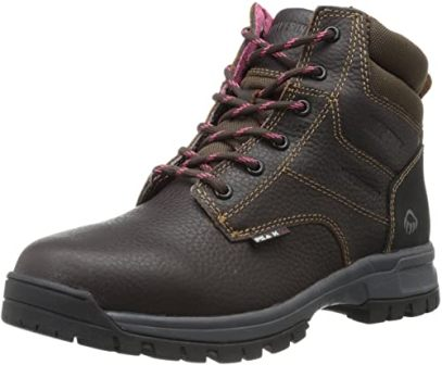 Wolverine Women's Safety Toe Work Boots