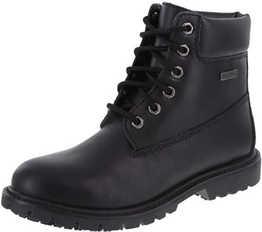 safeTstep Women's Work Boots with Great Traction