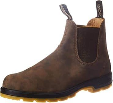Blundstone Unisex Slip-on Work Boots