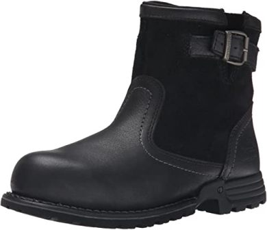 Caterpillar Slip-on Work Boots for Women