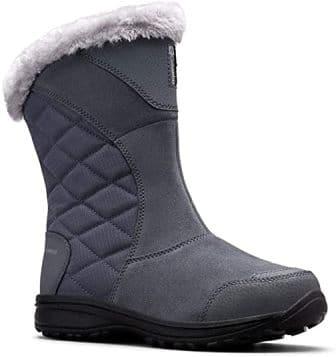 Columbia Ice Maiden II Slip-on Work Boots for Women