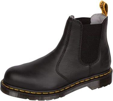 Dr. Martens Slip-0n Work Boots for Women
