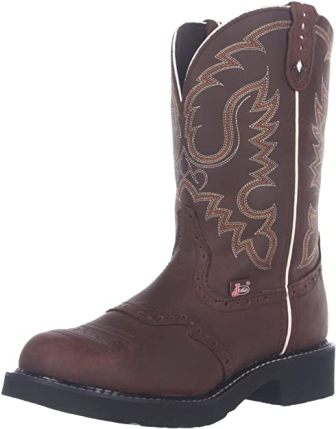 Justin Boots Slip-on Work Boots for Women