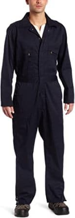 KEY INDUSTRIES MEN'S DELUXE LONG SLEEVE COVERALL