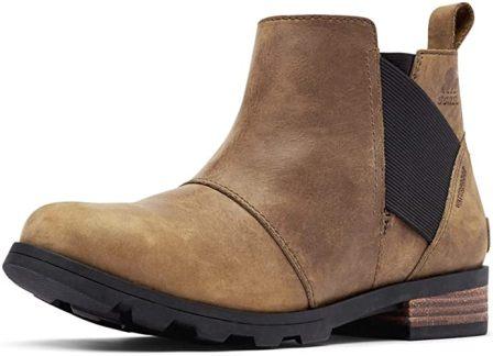 Sorel Slip-on Work Boots for Women