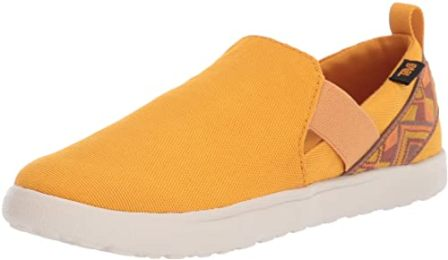 TEVA WOMEN'S W VOYA SLIP-ON LOAFER FLAT