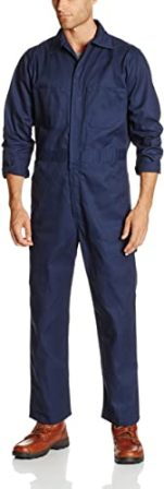WALLS WORK MEN'S LONG SLEEVE NON-INSULATED COVERALL
