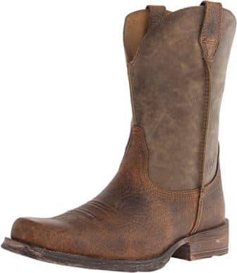 ARIAT Men's Rambler Western Boot (Top-pick review)
