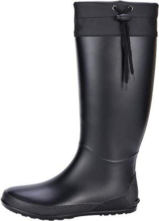 Asgard Women's Packable Tall Rain Boots
