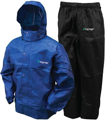 FROGG TOGGS Men's Classic All-Sport Rain Suit