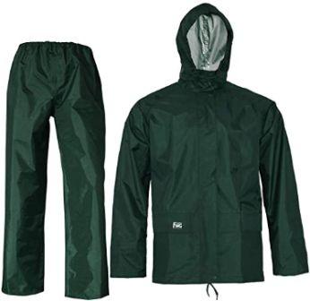 FWG 3-piece hooded raincoat