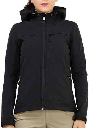 Fleece-lined Women's Tactical Jacket by MIER