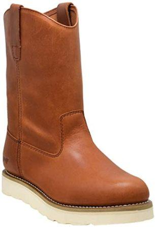 """Golden Fox 12"""" Wellington Wedge Pro Work Boot"""