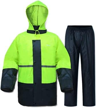HAOKAISEN Rain Suit for Men Women