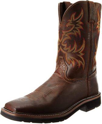 Justin Original Work Boots for Men