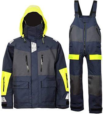 Navis Marine Sailing Jacket with Bib Pants