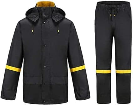Ourcan Rain Suits for Men
