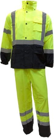 RK Safety Class 3 Rain suit