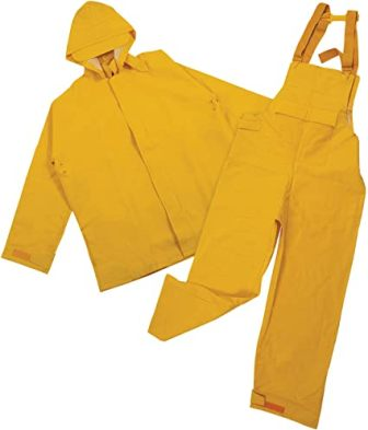 Stansport Commercial Rainsuit