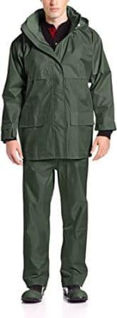 Viking Open Road 150 Denier Industrial 3-Piece Rain Suit