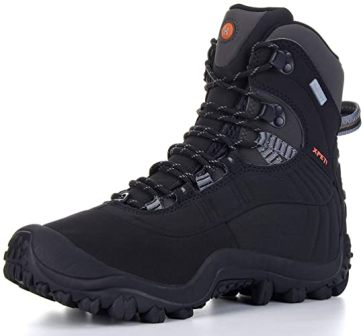 XPETI Men's Thermator Mid-Rise Boots