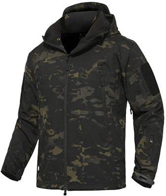 Antarctica Outdoor Military Tactical Jacket