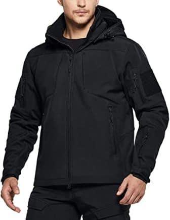 CQR Operator Series Multipocket Military Men's Tactical Jacket