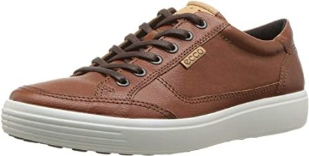 ECCO Men's Soft 7 Long Lace Sneakers