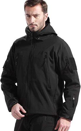 Free Soldier Fleece Lined Tactical Jacket
