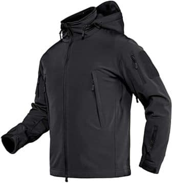 Tacvasen Concealed Military Tactical Jacket