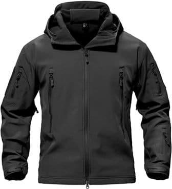 Tacvasen Military Tactical Jacket for Men