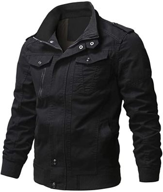Wulful Military Cotton Tactical Jacket