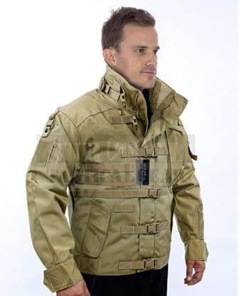 Zapt Waterproof 1000D Cordura Military Tactical Jacket