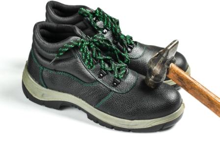 ANSI Steel Toe Boots
