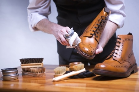 How to Clean Your Work Boots