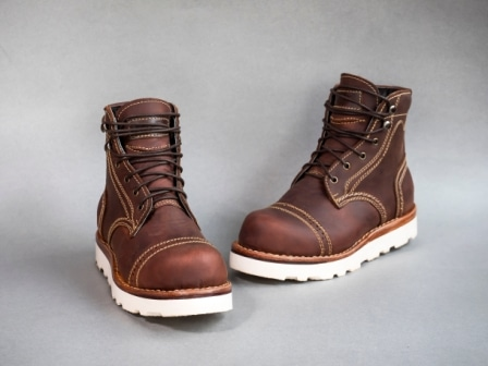 Leather vs Synthetic Work Boots