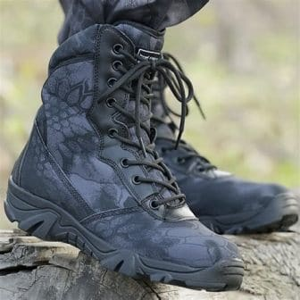 What Are Tactical Boots