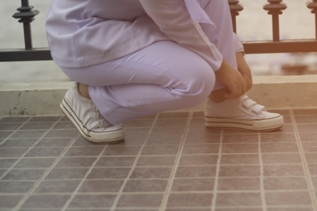 What Types of Shoes Do Nurses Wear?