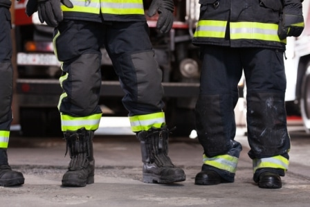Work Boot Requirements for Firefighters
