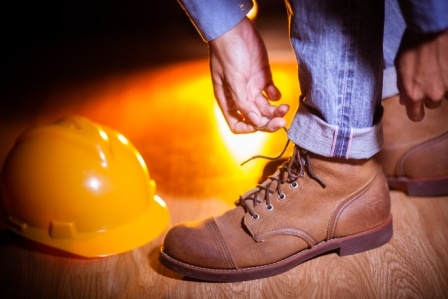 Work Boot Soles Types and Features