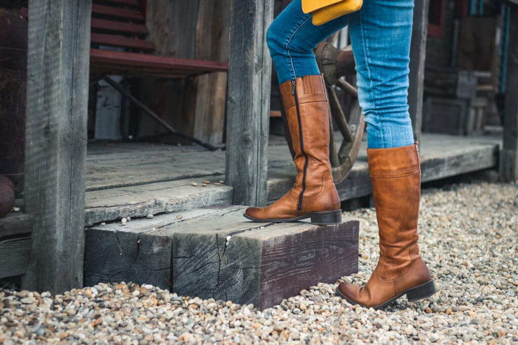 Advantages Of Side Zipper Boots - A Detailed Guide