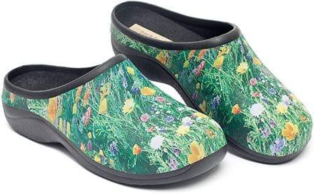 Backdoorshoes Waterproof Garden Clogs