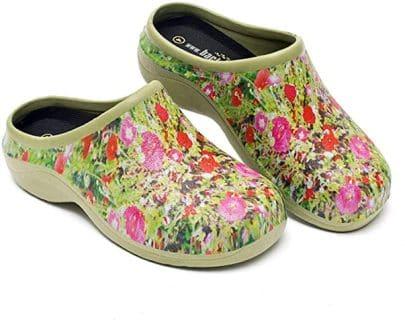 Backdoorshoes Waterproof Garden Shoes