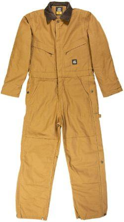 Berne Men's Deluxe Insulated Coverall