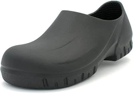 CAKI-WAKO Men's Slip Resistant Working Clogs