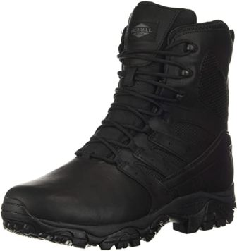 Merrell Work Men's Moab 2 8-Inch Tactical Boot